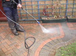 Driveways & Patio Cleaning | London Bin Cleaning