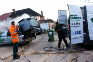 bin cleaning company London