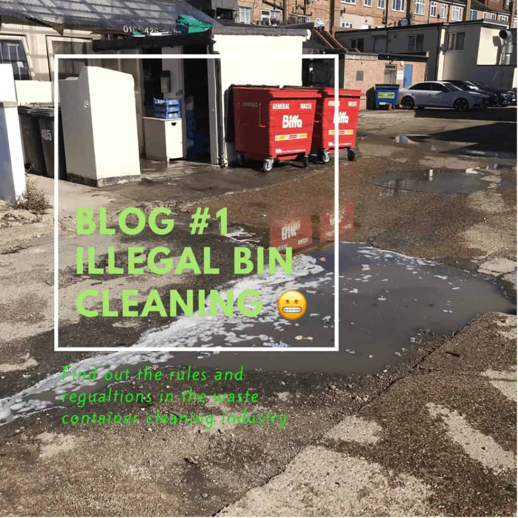 Bin Cleaning Rules and Regulations