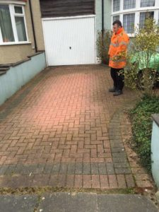 Driveway Restoration
