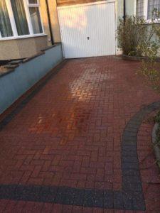 A Sealed Driveway