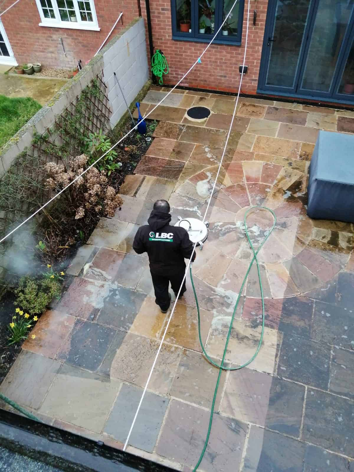 Driveway and Patio Cleaning company reviews