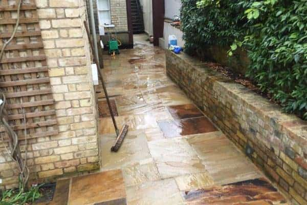 Patio Cleaning ST Johns Wood