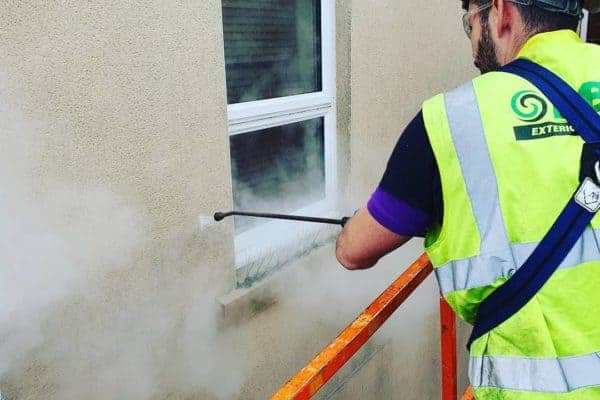 Render Cleaning London