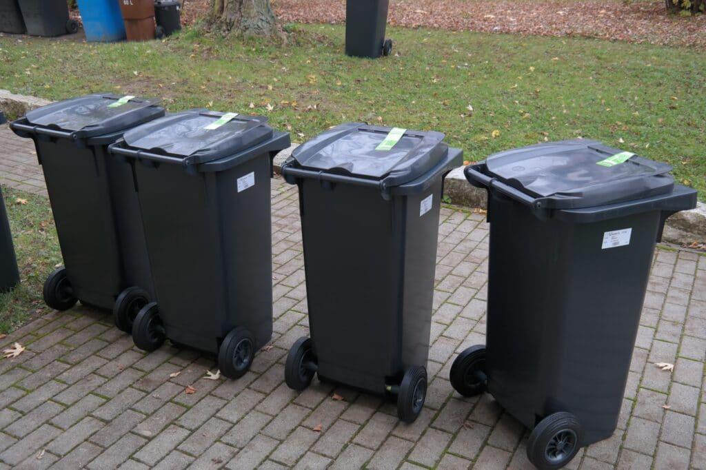 dustbin waste